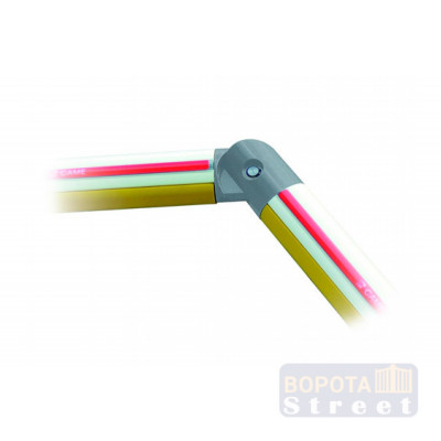Came шарнир для полуовальной стрелы G03750 левого шлагбаума (001G03755SX)