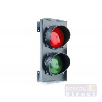 Came PSSRV1 светофор 230 В двухпозиционный (красный-зелёный) ламповый (001PSSRV1)