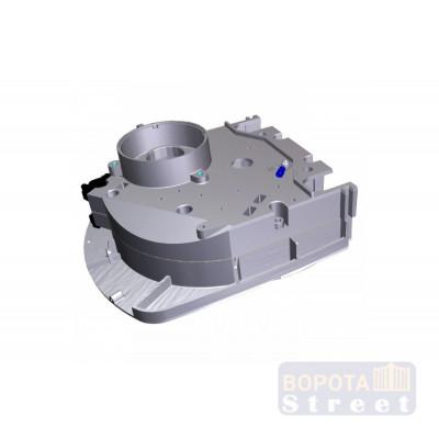 CAME Кожух редуктора с механизмом разблокировки OPP001 119RID429