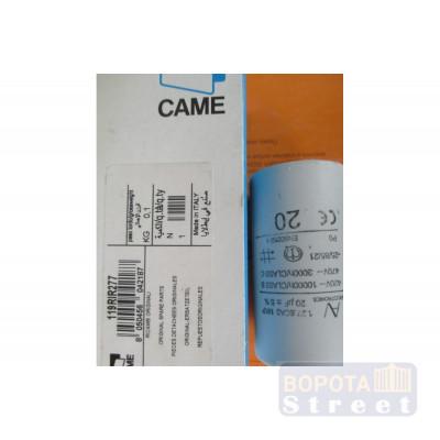 CAME Конденсатор 20 мкФ 119RIR277