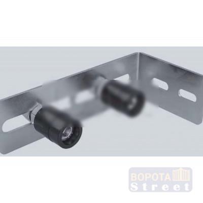 Came FRS 2 - скоба направляющая верхняя с 2 роликами, 0-134 мм (арт. 1700183)
