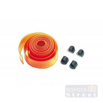 BFT пластиковые накладки (6,6 м) на стрелу, красного цвета