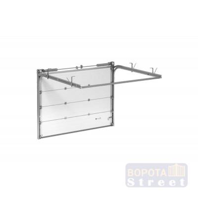 Гаражные секционные ворота Alutech Trend 3375х2625 мм