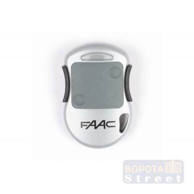 Faac TX2 пульт-брелок д/у для ворот и шлагбаумов