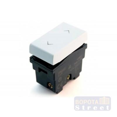Came YE0032 выключатель без фиксации белый (001YE0032)