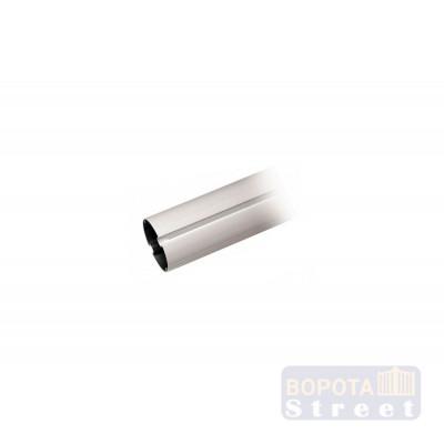 Came G06850 стрела круглая алюминиевая с пазом под дюралайт диам. 100, L = 6850 мм (в комплекте вставка усиливающая G06802) (001G06850)