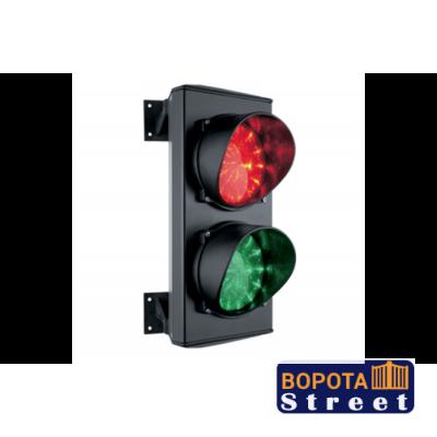 Came светофор светодиодный, 2-секционный, красный-зелёный, 24 В(C0000710)