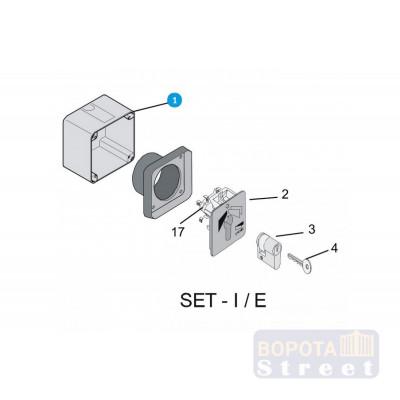 CAME Корпус наружной установки SET-E 119RIR046