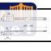 Came Ver 10 (2,25м) автоматика для секционных ворот